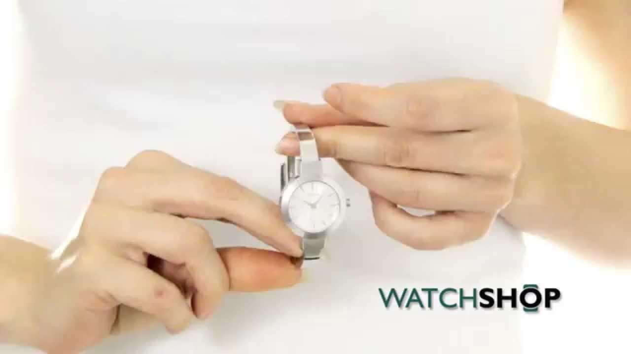 a0ea690ae DKNY Ladies' Watch (NY2349) - YouTube