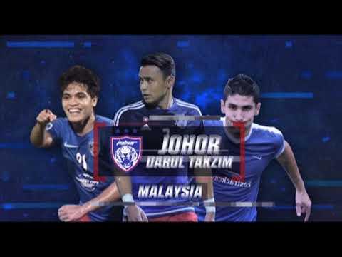 """RCTI Promo AFC CUP 2018 """"PERSIJA vs JOHOR DARUL TAKZIM"""" RABU, 14 FEBRUARI 2018"""
