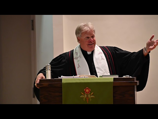 Worship Service July 25, 2021