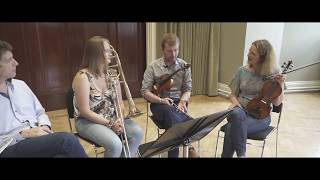 Finghin Collins And Mia Cooper Meet Musicians Of Sinfonua