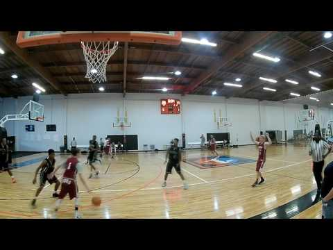 SAN LUIS OBISPO BASKETBALL - EURO ELITE SLO vs. SAGE ACADEMY SACRAMENTO (full game)