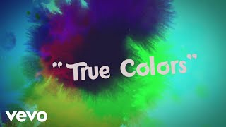 Justin Timberlake, Anna Kendrick - True Colors (Lyric) mp3