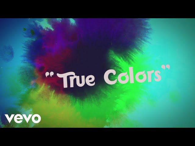 Justin Timberlake, Anna Kendrick - True Colors (Lyric)
