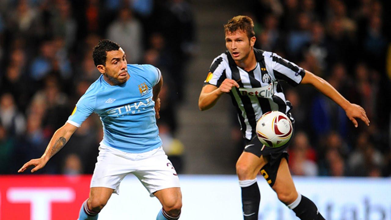 Uefa Champions League 2015 16 Manchester City Vs Juventus Highlights Mci Vs Juv 2015 15 9 15 Youtube