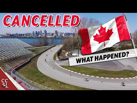 2021 F1 Canadian GP CANCELLED   What Happened?