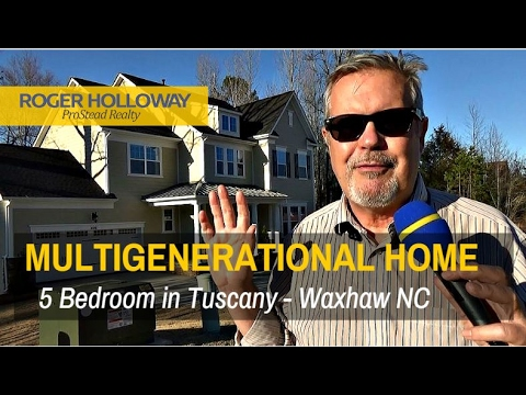 Multigenerational Family Homes for Sale in Charlotte North Carolina