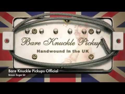 Bare Knuckle Pickups Official : Brown Sugar kit