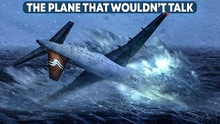 Crashing Inverted Into the Atlantic Ocean Just After Takeoff | The Plane That Wouldn't Talk