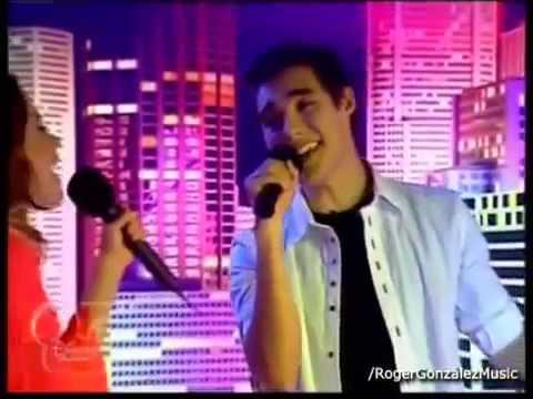 Martina Stoessel  y Jorge Blanco cantan -Podemos- en The U-Mix Show