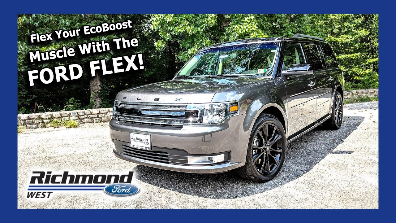 2019 Ford Flex Review Not Your Mom S Minivan