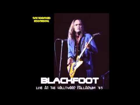 BLACKFOOT 'HIGHWAY SONG' LIVE 1983
