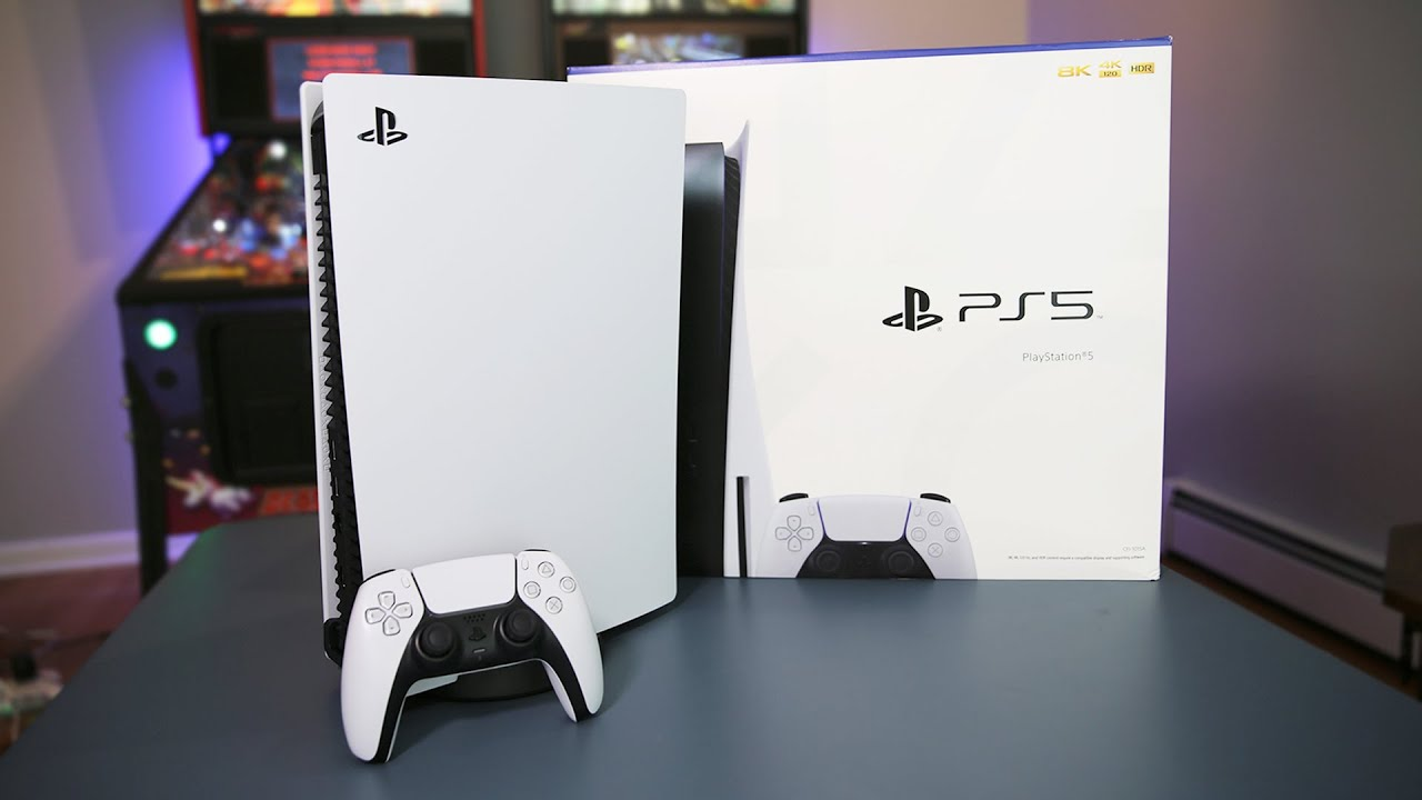 Sony Playstation 5 tech 2020 game console next gen
