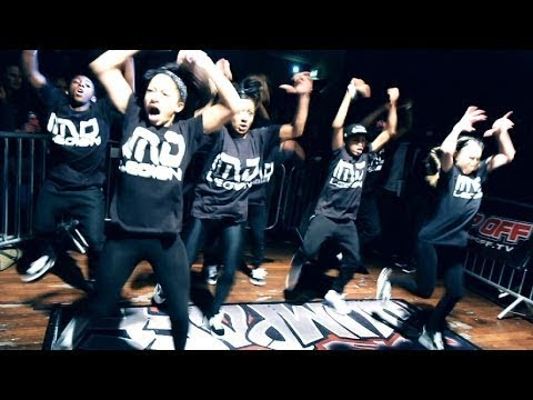 DANCE: IMD Legion vs Newbeins - Crew Dance Battle - The Jump Off 2014