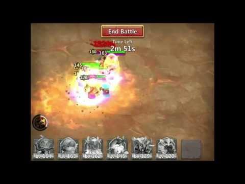 Castle Clash How I Stun Lock Boss