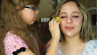 parents do my makeup