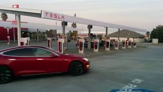 Special Report Tesla Supercharger Kettleman City