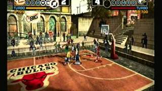 NBA Street Vol. 3 - Michael Jordan in Legendary Street Challenge: Day 1 (Part 1)