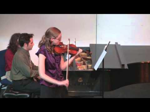 Violin Concerto No. 1 in A minor, BWV 1041