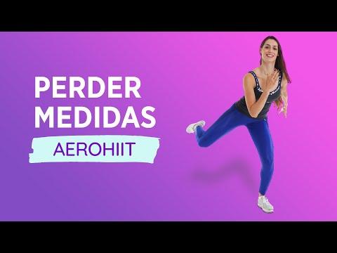 Perder Medidas e Afinar a Cintura - Aula de AeroHiit #3