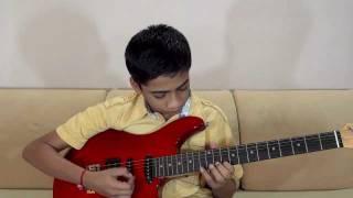 Yaadon Ki Baaraat Title Song Guitar Instrumental  - Yaadon Ki Baaraat