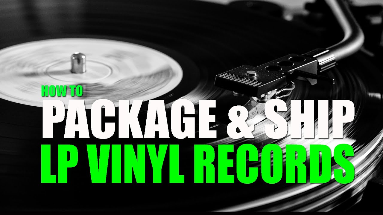 How to Make a Vinyl Record Mail Holder pictures