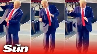 Trump's funniest moments of the 2020 election campaign
