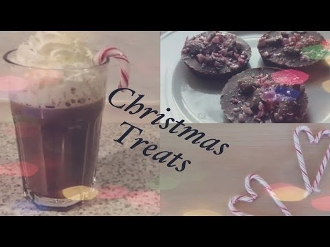 Candy Cane Treats Perfect For Christmas (Hot Chocolate And More)