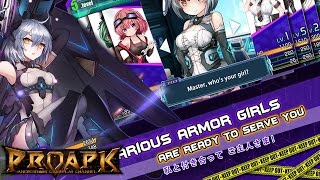 Armor Girls - Z Battle Gameplay iOS / Android