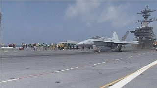 Yemen conflict escalates: 2 more U.S. Navy warships sent near coast
