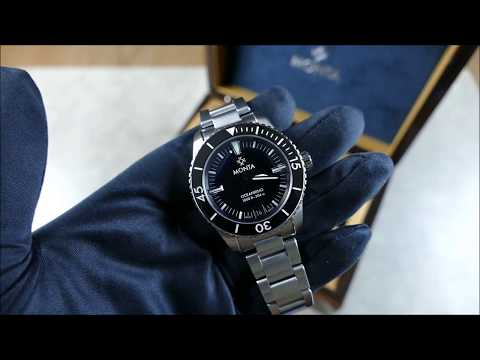 On the Wrist, from off the Cuff:  Monta – Oceanking, Review Pt.1