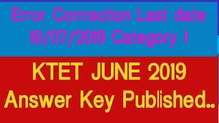 ktet June 2019
