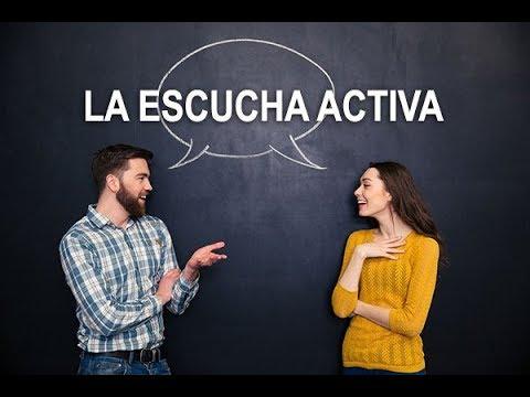 La escucha activa, ¿en qué consiste?