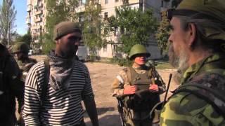 Аэропорт Донецка 30.09.2014. Битва за аэропорт, реальный бой +18 (часть 2)