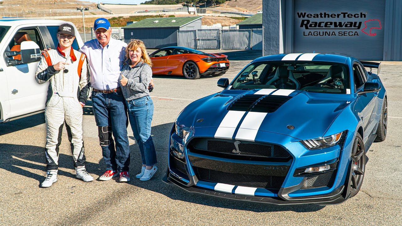 MAKING DREAMS COME TRUE! SELLING MY CARBON FIBER GT500 STRAIGHT OFF A RACETRACK...