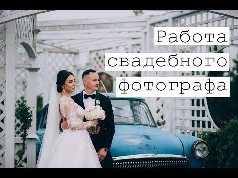 Работа свадебного фотографа. Бэкстейдж со съемки свадьбы в Москве.