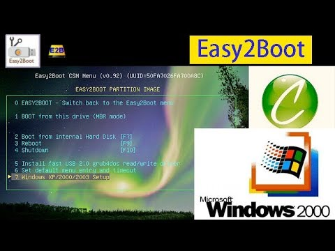 how-to-make-windows-2000-bootable-usb-with-e2b-easy2boot?