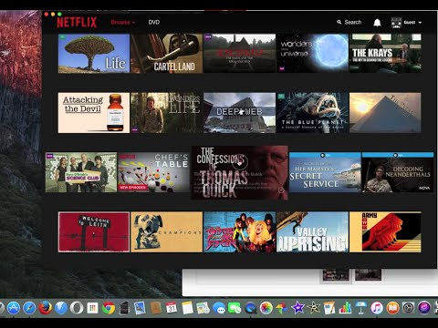 How to watch netflix movies on a mac youtube.