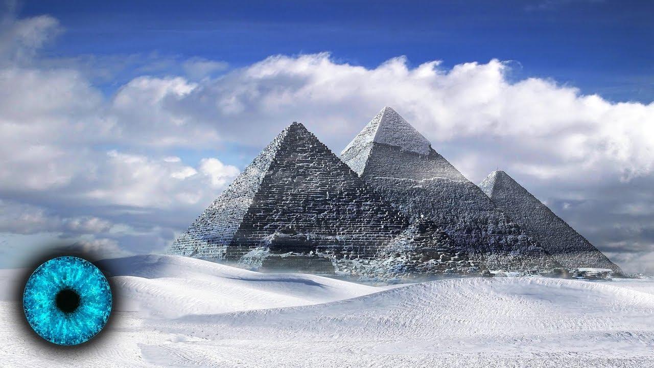 Neueste Entdeckungen Pyramiden
