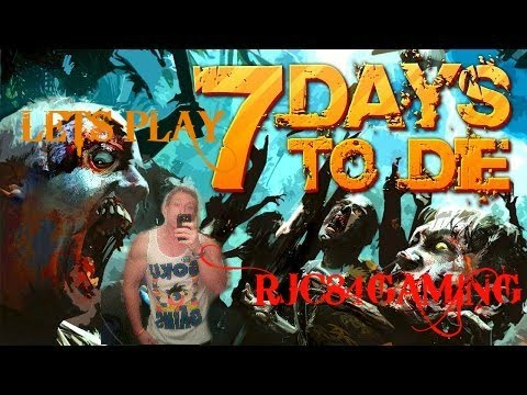 7 days to die new ps4 update happy canada day youtube for Cocinar en 7 days to die ps4