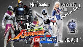 Story of Kyuranger - Hebitsukai Silver