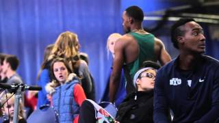 UVU Track and Field at BYU Indoor Invite, 2016