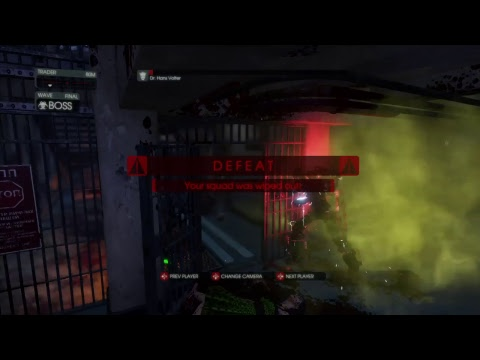 Killing Floor 2: Demolition expert