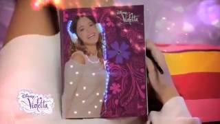 ▶ Disney Princess Violetta - V-Diary Light Up - Giochi Preziosi