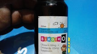 Bixate ~ O Suspension | Use | Doages | Compostion | Side Effect | Price | Hindi Reviews.
