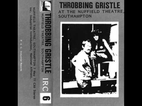 Throbbing Gristle - Slug Bait