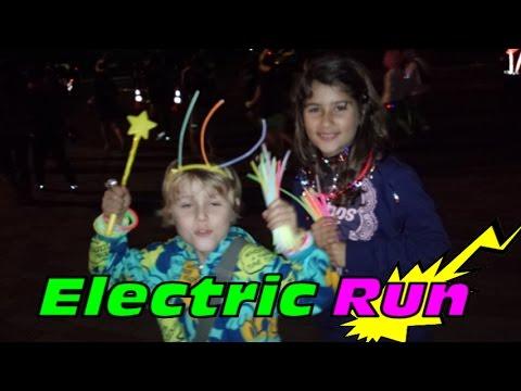 Electric Run Osaka 大阪 Japan 2014