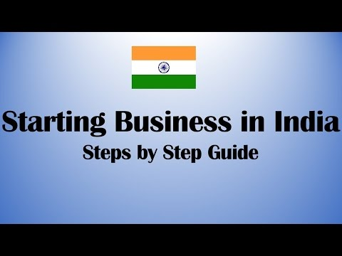 Start Small Scale Business in India Step by Step Guide - 2016