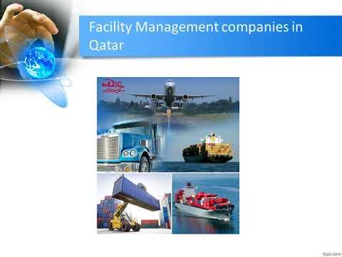 Facility management companies in Qatar mp4