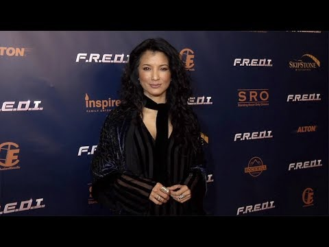 "Kelly Hu ""F.R.E.D.I."" Movie Screening Red Carpet thumbnail"