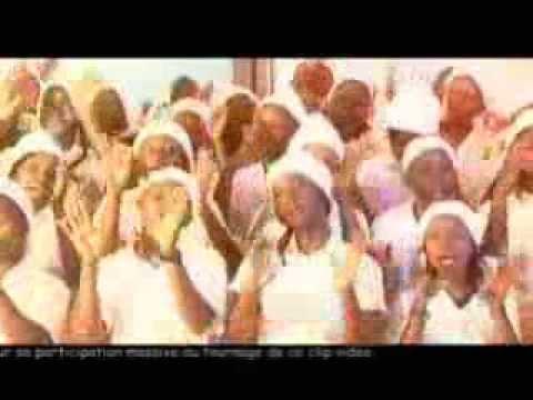 CBE BRAZZAVILLE 2 DANS ALLELUIA GLOIRE A JESUS DE TANDOU COLDON